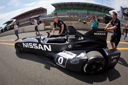 #0 Highcroft Racing Delta Wing Nissan