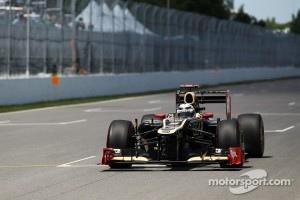 Kimi Raikkonen, Lotus F1