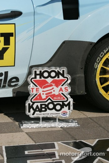 Hoon Kaboom Texas Trophy