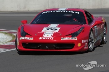 Al Hegyi Ferrari of San Diego 458CS