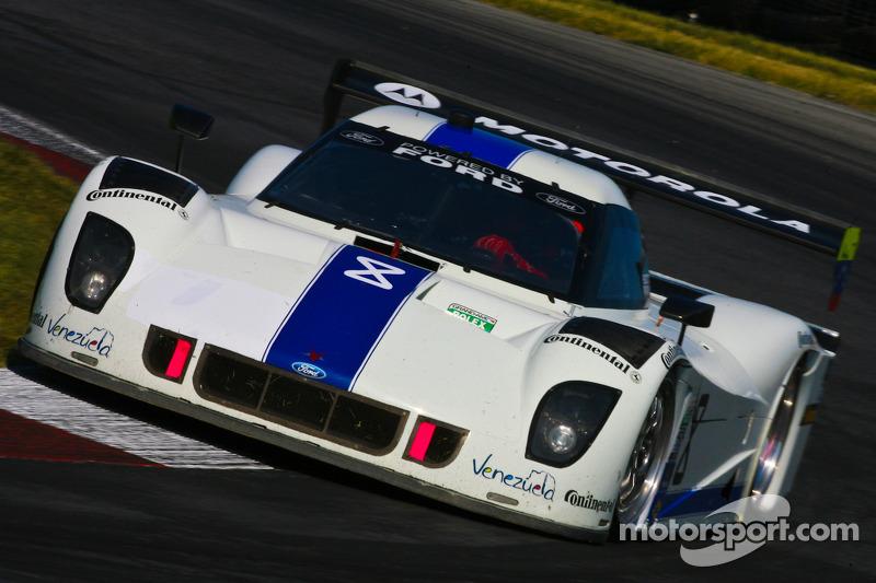 #8 Starworks Motorsport Ford Riley: Enzo Potolicchio, Ryan Dalziel