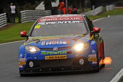 Jason Plato, MG KX Mometum Racing