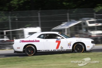 #7 Dodge Challenger Jan Heylen