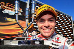 Race winner Craig Lowndes