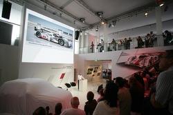 Audi's Racing Arena