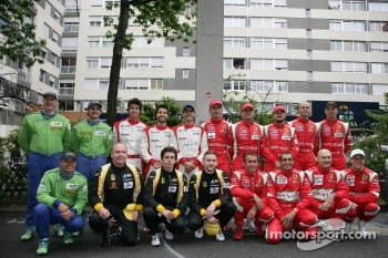 All Ferrari Drivers