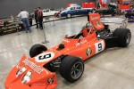 1975 March 751 Formula 1 car originally campaigned by Hans Stuck
