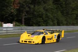 #27 Nissan R90CK: Steve Tandy
