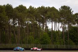 #41 Greaves Motorsport Zytek Z11SN Nissan: Christian Zugel, Ricardo Gonzalez, Elton Julian, #77 Team Felbermayr-Proton Porsche 911 RSR: Marc Lieb, Richard Lietz, Wolf Henzler