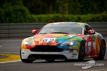 Aston Martin Le Mans Festival: Kenneth Greenberg