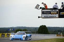 #01 Chip Ganassi Racing with Felix Sabates BMW Riley: Scott Pruett, Memo Rojas takes the win
