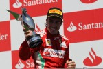 1st place Fernando Alonso, Scuderia Ferrari