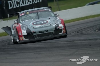 #47 TruSpeed Porsche GT3 Cup : Brett Sandberg