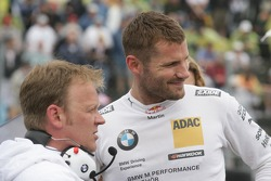 Martin Tomczyk, BMW Team RMG BMW M3 DTM with Stefan Reinhold , BMW Team RMG