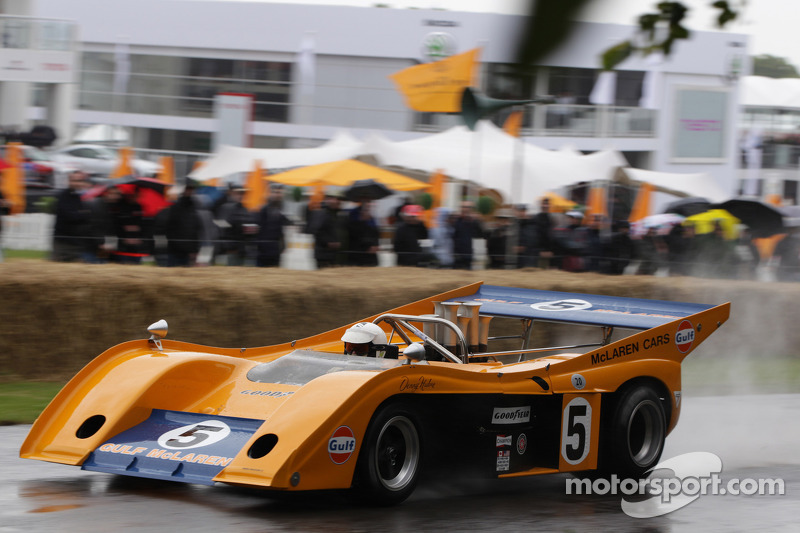 Classic Can-am McLaren