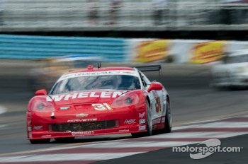 #31 Marsh Racing Chevrolet Corvette: Eric Curran, Boris Said