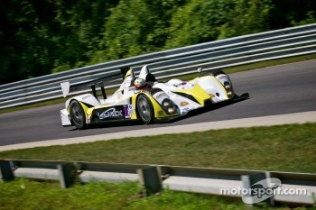#8 Merchant Services Racing Oreca FLM09 Chevrolet: Kyle Marcelli, Lucas Downs, Dean Stirling 