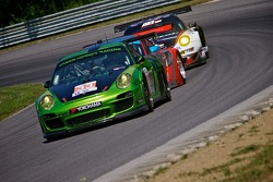 #33 Green Hornet Porsche 911 GT3 Cup: Peter LeSaffre, Anthony Lazzaro