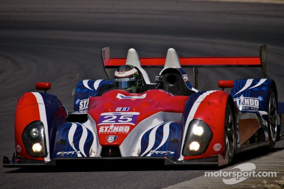 #25 Dempsey Racing Oreca FLM09 Chevrolet: Henri Richard, Duncan Ende 