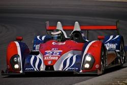 #25 Dempsey Racing Oreca FLM09 Chevrolet: Henri Richard, Duncan Ende