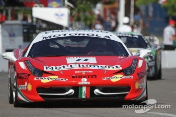 #8 Ferrari of Ft Lauderdale 458TP