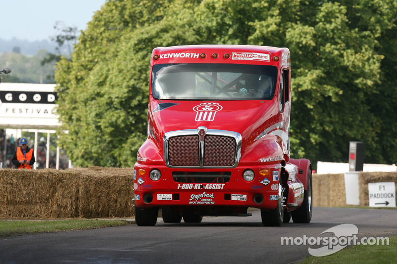 Kenworth T2000 Pikes Peak