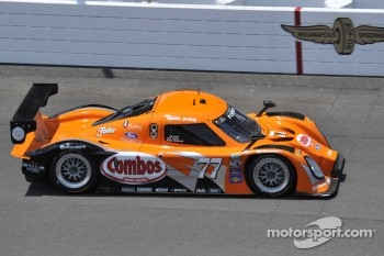 #77 Doran Racing Combos Ford Dallara: Jim Lowe, Paul Tracy, Brian Frisselle