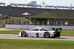 #5 Action Express Racing Chevrolet Corvette DP: Terry Borcheller, David Donohue