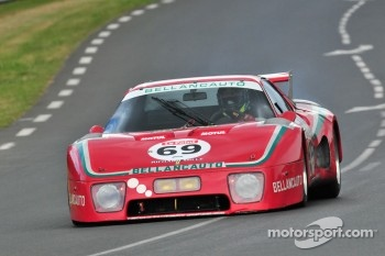 #69 Ferrari 512 BBLM: Soheil Ayari
