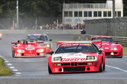 #4 BMW M1: Michael Hinderer, Peter Hinderer, Martin Stretton