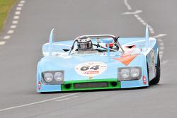 #64 Porsche 908/3: Roald Goethe, Fabien Giroix