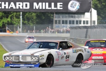 #64 Dodge Charger: Christophe Schwartz, Jacques Alvergnas