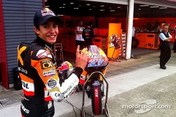 Marc Marquez in 2011