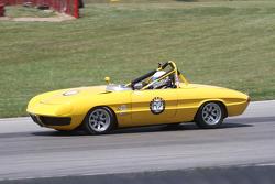 1967 Ginetta G4, Lee Talbot