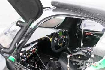 Lola B12/80 interior