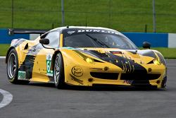 #66 JMW Motorsport Ferrari 458 Italia: Jonny Cocker