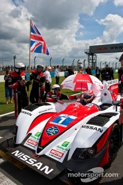 #1 Greaves Motorsport Zytek Z11SN Nissan: Tom Kimber-Smith
