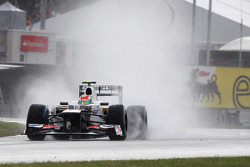 Sergio Perez, Sauber F1 Team