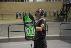 Extreme Speed Motorsports team member