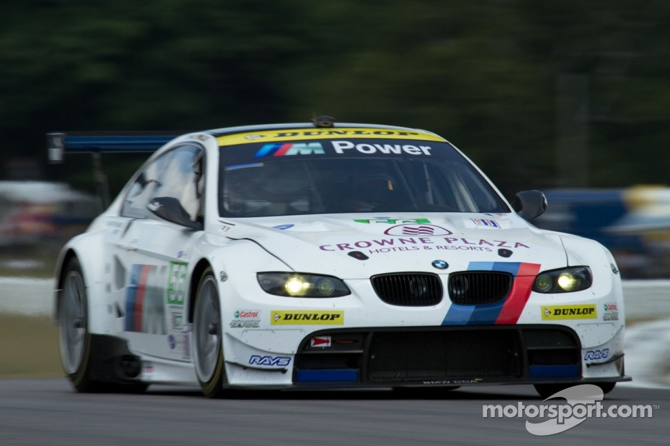 #56 BMW Team RLL: Joey Hand, Dirk Mller