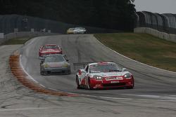 #02 2006 Corvette: Mike Skeen #691 2001 Porsche 996 GT3RS : Jack Baldwin #19 1989 Mustang: Richard Howe