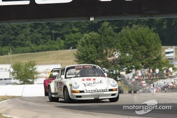 #181 1969 Porsche 911: Peter Kitchak