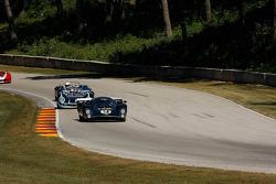 #9 1969 Lola T70 MkIIIb: Tom Malloy #8 1965 Lola T70 MkI : Byron DeFoor #16 1966 Lola T70 MkII : Dan Cowdrey