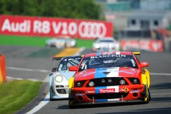 #85 Racing Adventures Ford Mustang FR500 GT3: Raphael van der Straten, Nicolas de Crem, Jose Close, Wolfgang Haugg