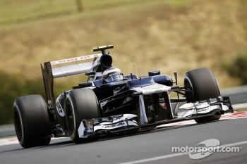 Valtteri Bottas, Williams Third Driver
