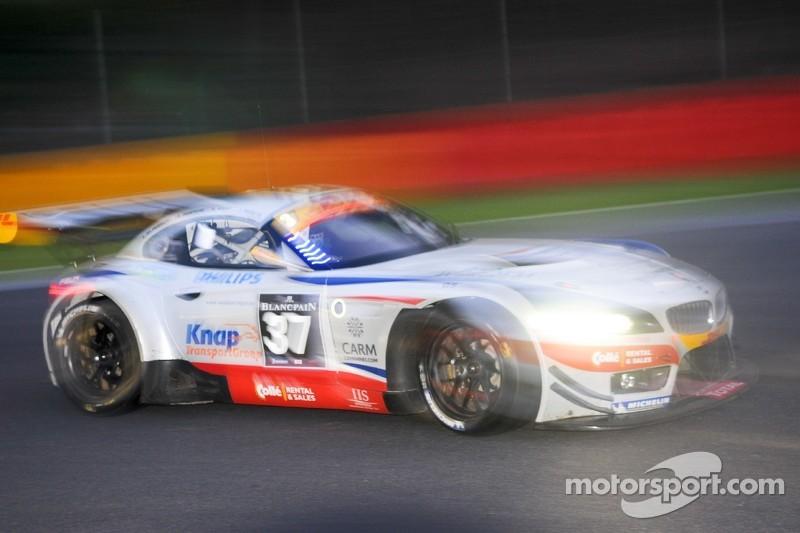 #37 DB Motorsport BMW Z4 GT3: Simon Knap, Andrew Danyliw, Jochen Habets, Leon Rijnbeek