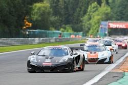 #47 ASM Team McLaren MP4-12C GT3: Karim Ojjeh, Ricardo Bravo, Pedro Lamy, Antonio Coimbra