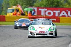 #94 SpeedLover Porsche 997 GT3 Cup S: Kevin Balthazard, Christophe Bigourie, Raf Vleugels