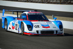 #02 Chevron Chip Ganassi Racing With Felix Sabates BMW Riley: Juan Pablo Montoya, Jamie McMurray, Scott Dixon