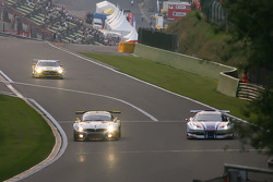 #49 AF Corse Ferrari 458 Italia: Howard Blank, Jean-Marc Bachelier, Yannick Mallegol, Francois Perrodo